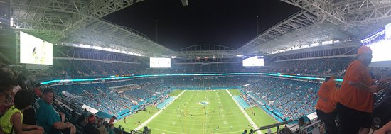Miami Gardens, FL: Panoramic Shot of the upper level