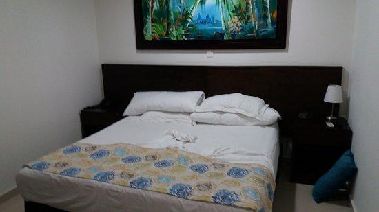 Hotel San Martin Cartagena: Habitación
