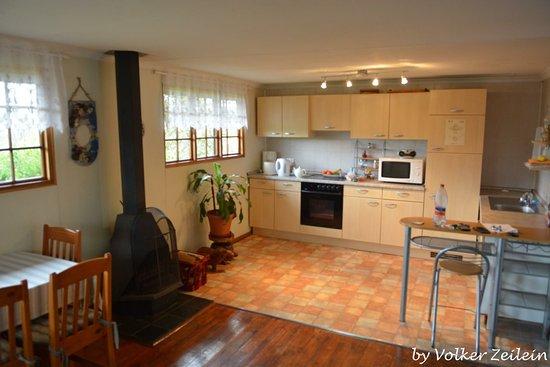 Zur alten Mine: Küche Cottage mit zwei Schlafzimmern