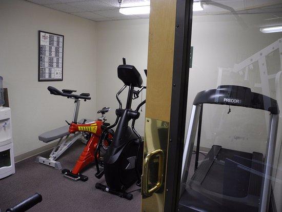 Sandpoint, ID: Fitness room
