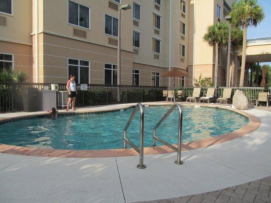 Fairfield Inn & Suites by Marriott Naples: Pool