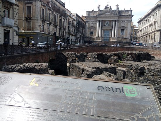 Province of Catania, Italië: romano