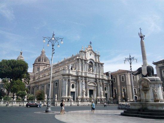 Province of Catania, Italie : duomo