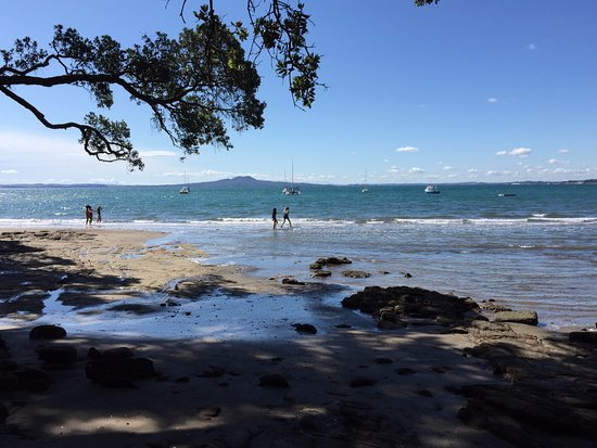 Browns Bay, Nuova Zelanda: Waiake bay