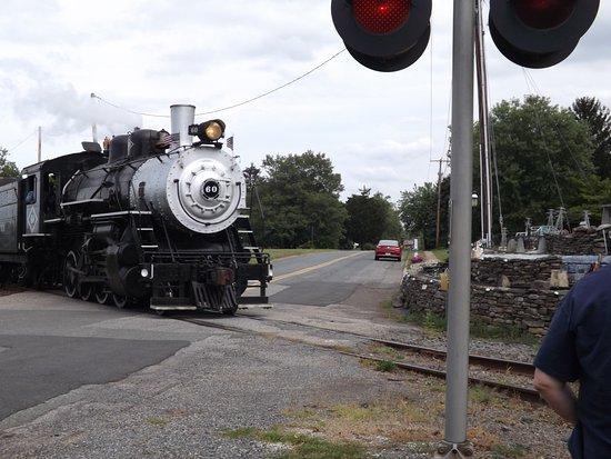 Ringoes, Nueva Jersey: Engine #60