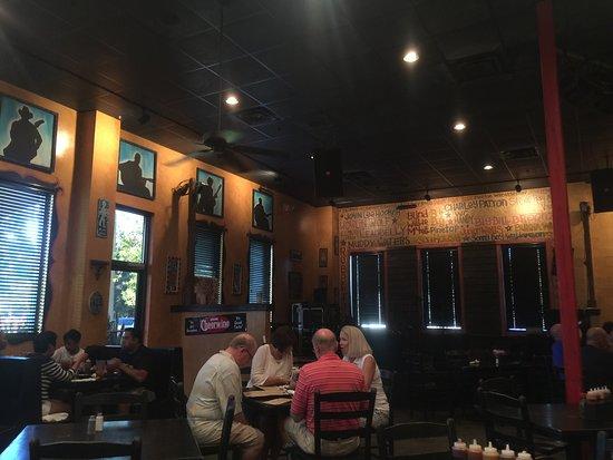 Mojo Kitchen Bbq Pit Blues Bar Jacksonville Beach Fl