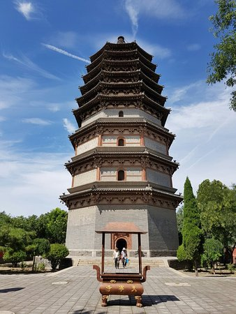 Zhengding Ancient City: 20160901_140238_large.jpg