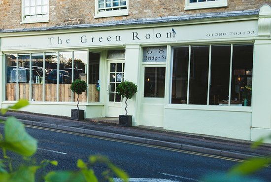 Brackley, UK: The Green Room