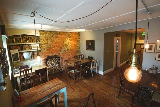 Brackley, UK: The Green Room