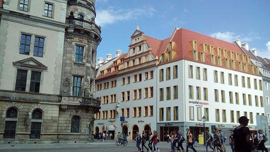 Pasadizo Picture Of Hyperion Hotel Dresden Am Schloss Dresden