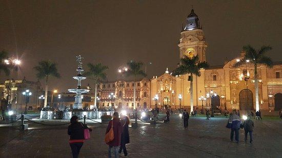 Free Tours Around Lima
