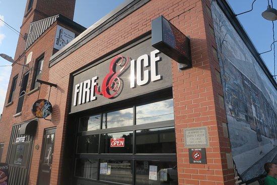 Markdale, Canadá: Fire & Ice