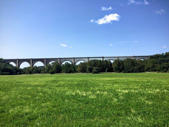 Nicholson, Pensilvania: Tunkhannock Bridge
