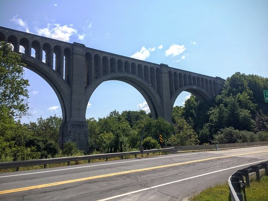 Nicholson, PA: Tunkhannock Bridge