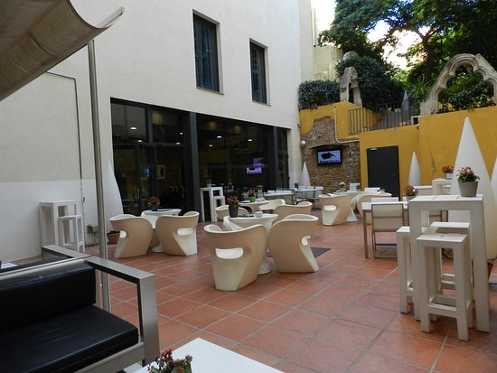 Hotel Petit Palace Boqueria Garden foto