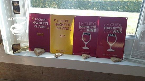 Saint-Pierre-sur-Dives, Frankrike: Utmärkelser