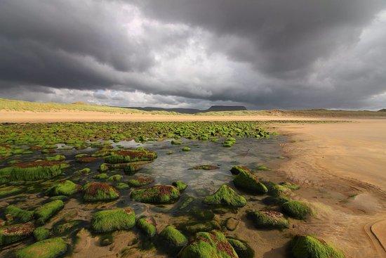 Grange, Irland: Excellent beach