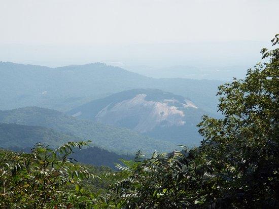 Roaring Gap, NC: From blue ridge parkway