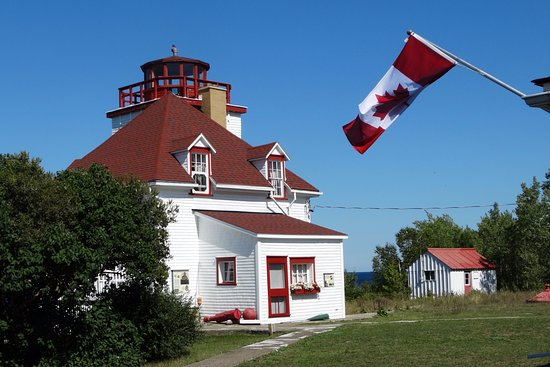 Miller Lake, Canada: Cabot Head Lighthouse