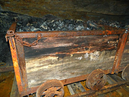 Stearns, KY: Barthell Coal Camp Mine