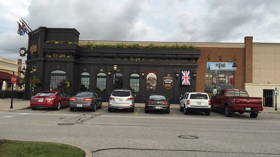 Crestview Hills, KY: British Pub Theme
