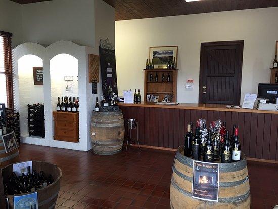 Katikati, Nowa Zelandia: Tasting room