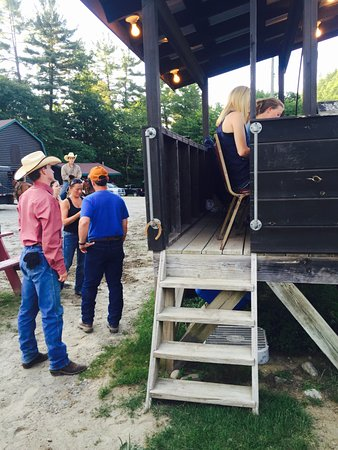 Warrensburg, Estado de Nueva York: Rodeo Night