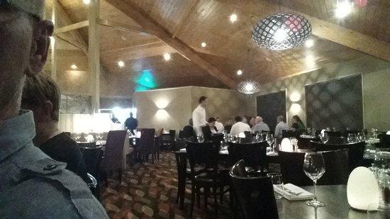 Wairakei Resort Taupo: Pavilion Restaurant interior