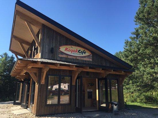 Labelle, Καναδάς: Kayak Café