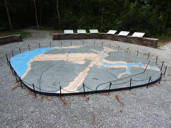 ground overview battle map - Picture of New Bern Historical ... on battle of fredericksburg 1862, battle of tampa 1862, battle of kinston 1862, battle of roanoke island 1862, battle of fort macon 1862, battle of camden 1862, battle of winchester 1862,