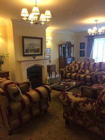 Heaton's Guesthouse: Sitting room