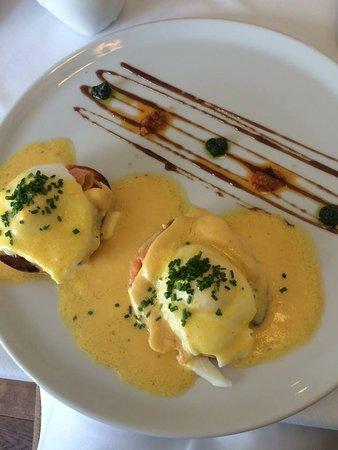 Heaton's Guesthouse: Breakfast