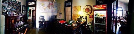 San Pedro, Argentinien: Hostel del centro