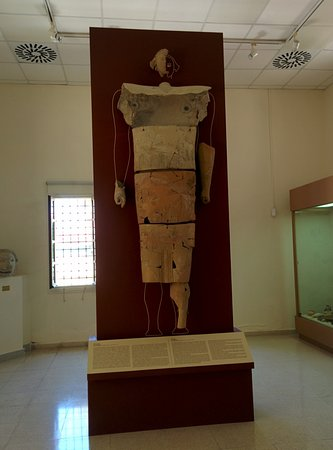 Marion - Arsinoe Archaeological Museum: Museum