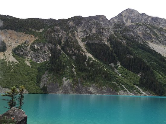 Pemberton, Canada : Joffre Lakes Provincial Park