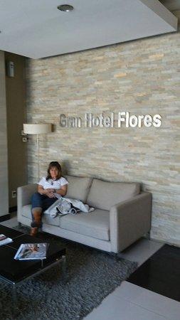Trinidad, Uruguay: Gran Hotel Flores