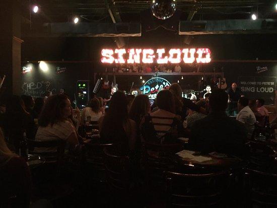 Houston Piano Bars Restaurants
