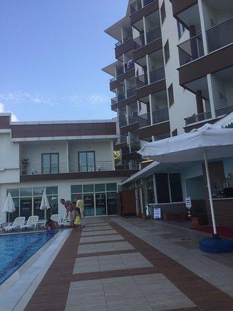 Atlas Beach Hotel Foto