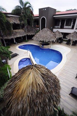 Pool - Picture of Hotel Colono Beach, Playas del Coco - Tripadvisor
