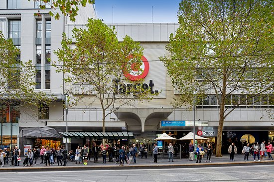 Target Centre Melbourne