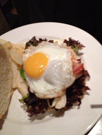 ริดจ์เล้คแลนด์รีสอร์ทควีนส์ทาวน์: cenando en Clancys Bar & Kitchen en el 5 piso fabuloso