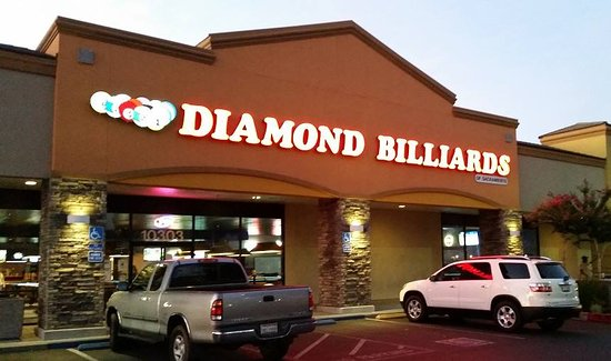 ‪Diamond Billiards‬
