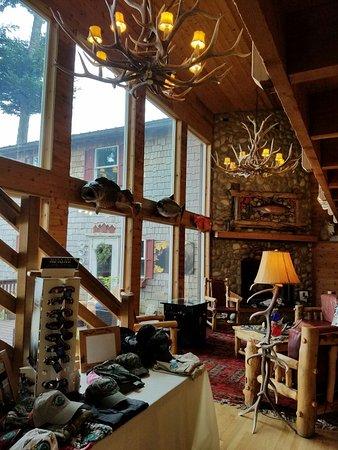 Dove Island Lodge: 20160825_152549_large.jpg