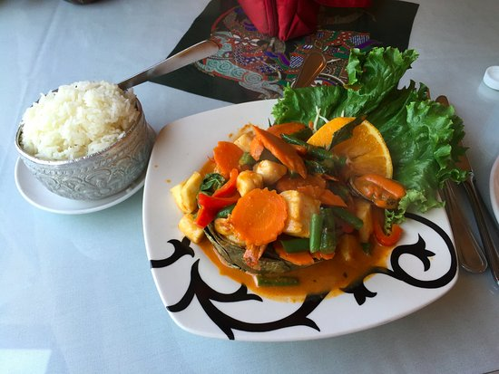 Thai Food Monterey Peninsula