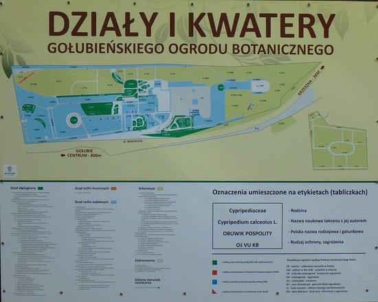 Golubienski Botanical Garden