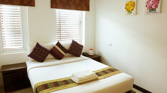 Queen Boutique Hotel: Superior Bedroom