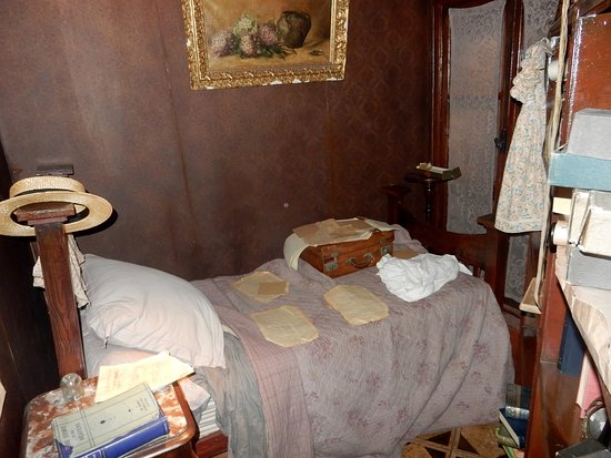 James Joyce Cultural Centre: Reconstruction of Joyce's room