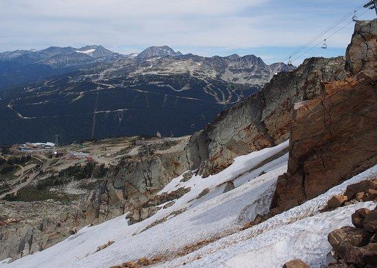 Peak 2 Peak Gondola: View from Top of the World