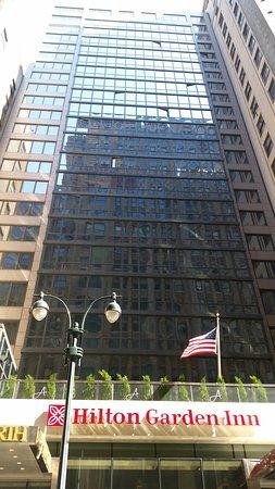 Hilton Garden Inn New York Midtown Park Ave 45 East 33rd Street New York City Ny Foto