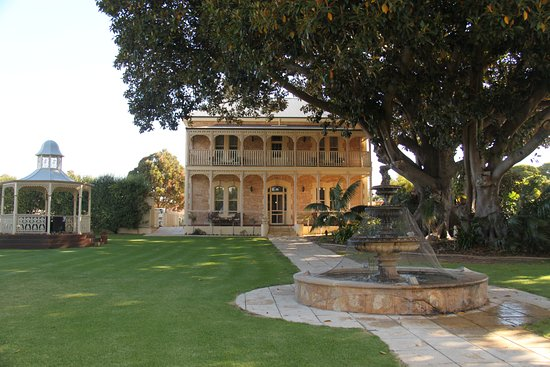 Rose Eden House